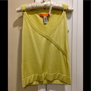 NEVER WORN Chartreuse Cynthia Steefe